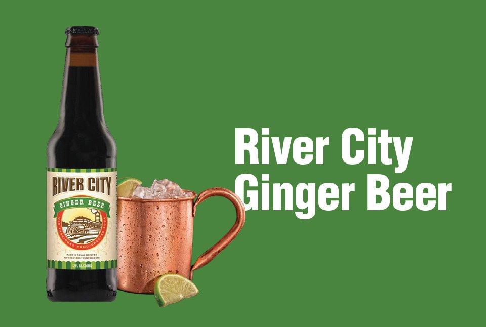 River City ginger beer