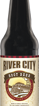 root beer bottle