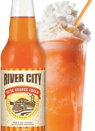 orange cream craft soda