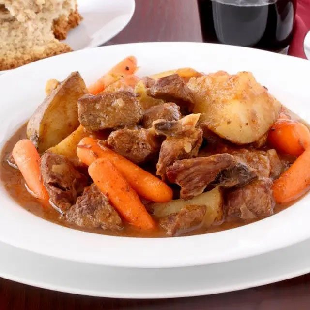pot roast with ginger beer